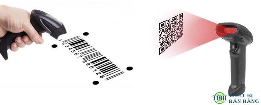 Máy quét mã vạch là gì?