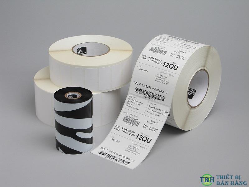 Phân loại giấy in mã vạch dựa trên quy cách